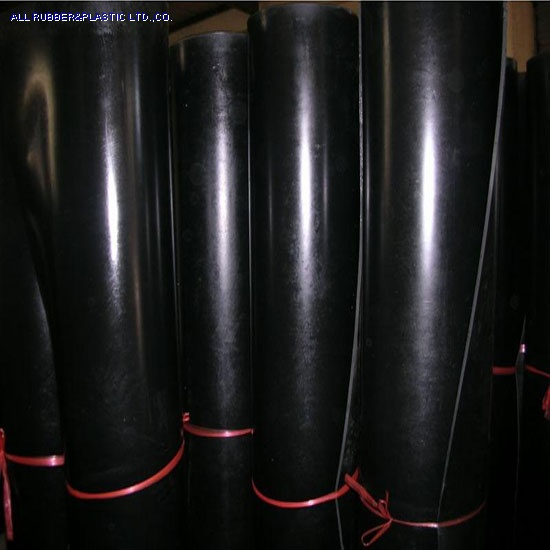 how to make rubber sheet